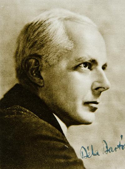 Béla Bartók (bron: Wikimedia commons)