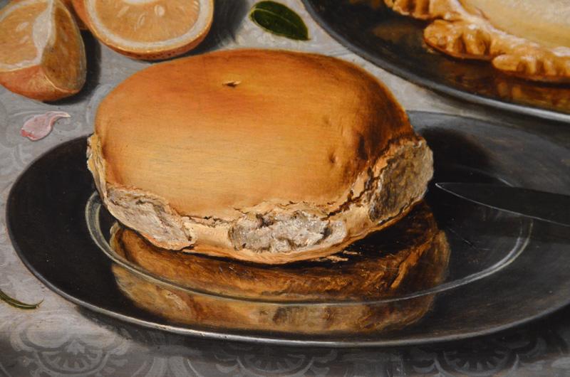 Broodje à la Clara Peeters (foto auteur)