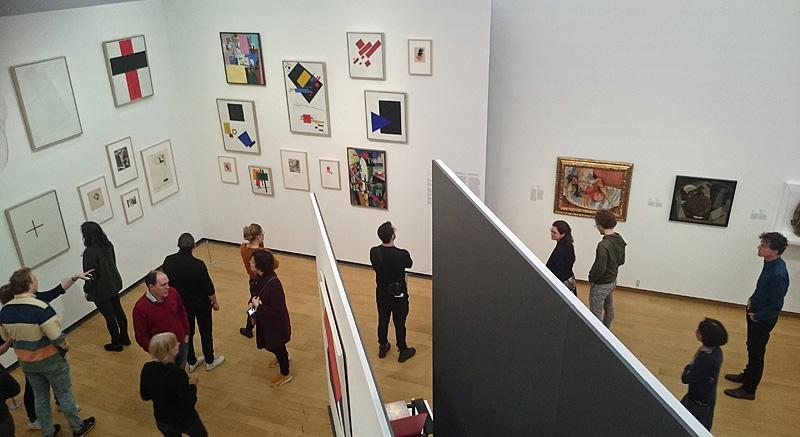 Stedelijk Base. Foto's auteur