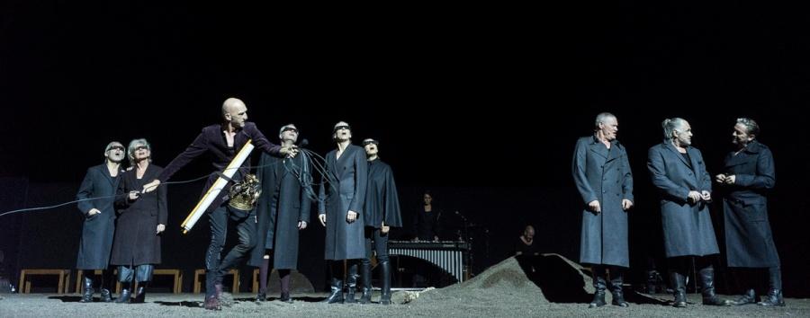 Toneelgroep Maastricht, Koning Lear. Foto Ben van Duin