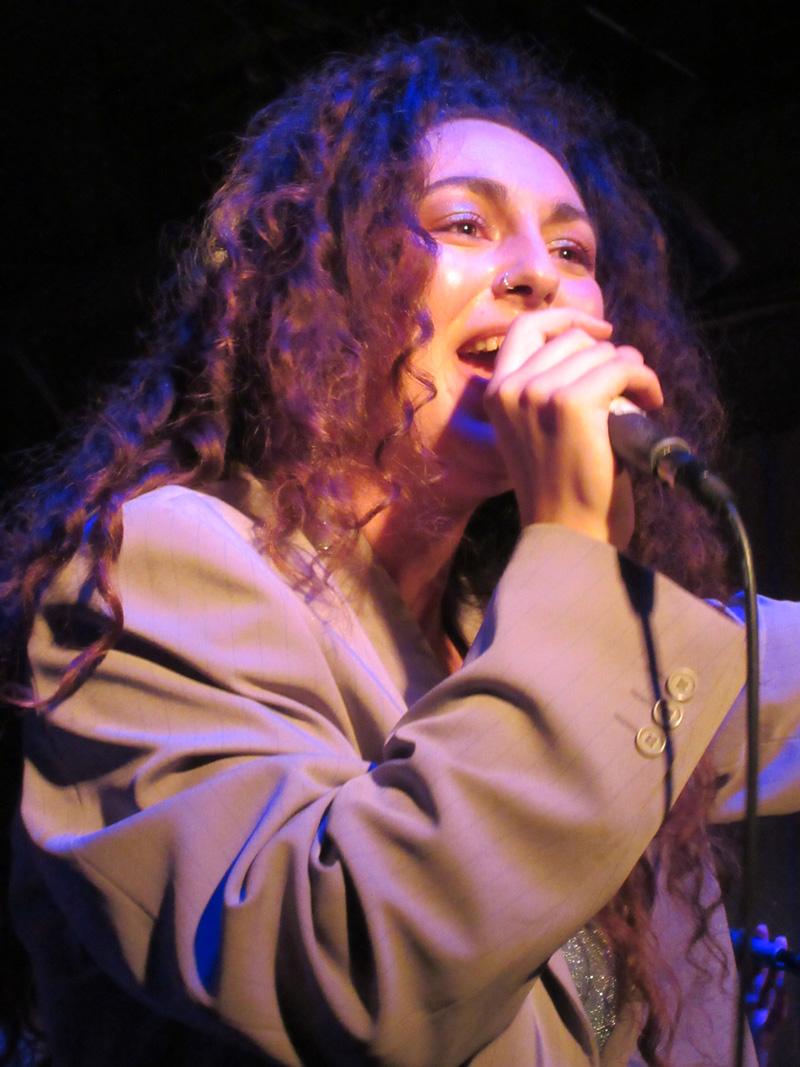 Sophia, EP-release 'Over' in Roodkapje, Rotterdam (18 oktober 2019)
