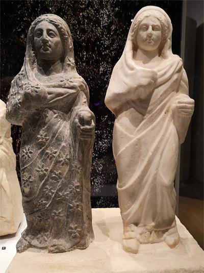 Persephone en Demeter