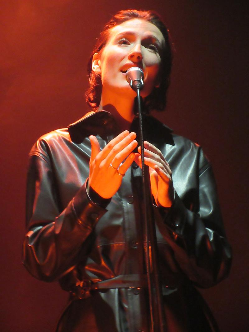 Eva van Manen, foto Niek Wolters