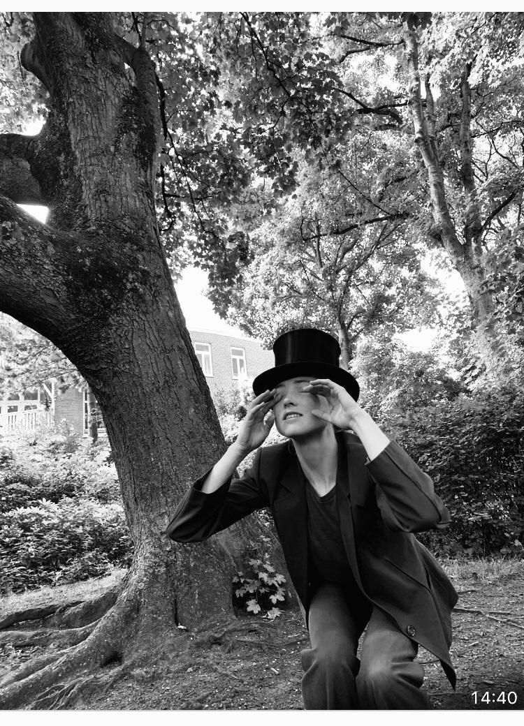 Alice Godfrey (foto Cora Bos-Kroese)